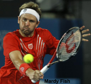 mardy fish,tennis scores and results