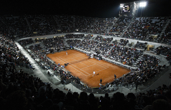atp rome court,tennis today scores and results