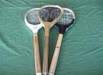 tennis equipment,old tennis racket0001