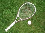 tennis equipment,old tennis racket0003