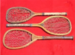tennis equipment,old tennis racket0004