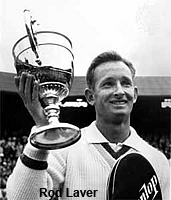 tennis history, Rod Laver