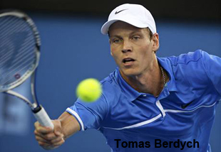 tomas berdych,tennis scores and results