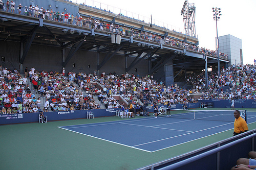US Open Tennis 2010 1st Round 408 by Edwin Martinez1, on Flickr