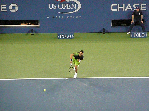 Novak Djokovic by angela n., on Flickr