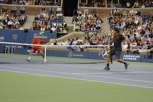 US Open 2011 Opening Day 308 by Edwin Martinez1, on Flickr